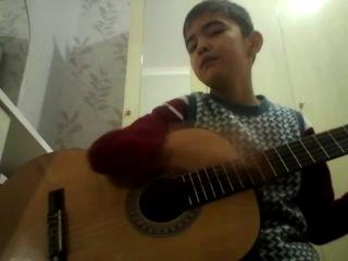 dan balan ��� �� ���� on guitar